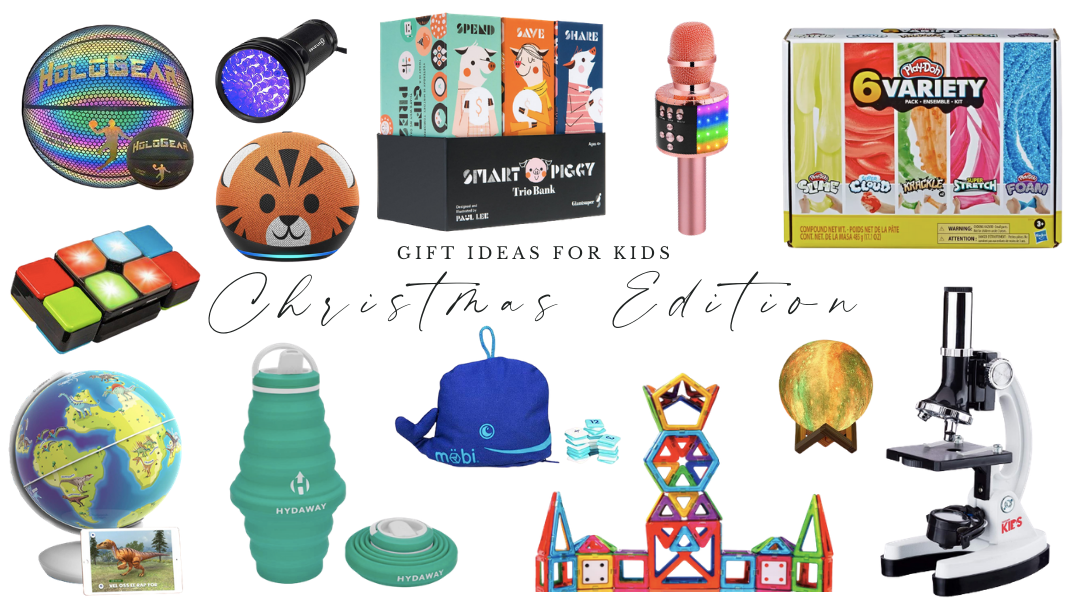 gift guide photo for kids