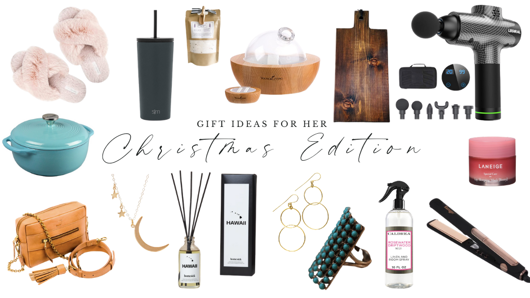 gift guide photo for women