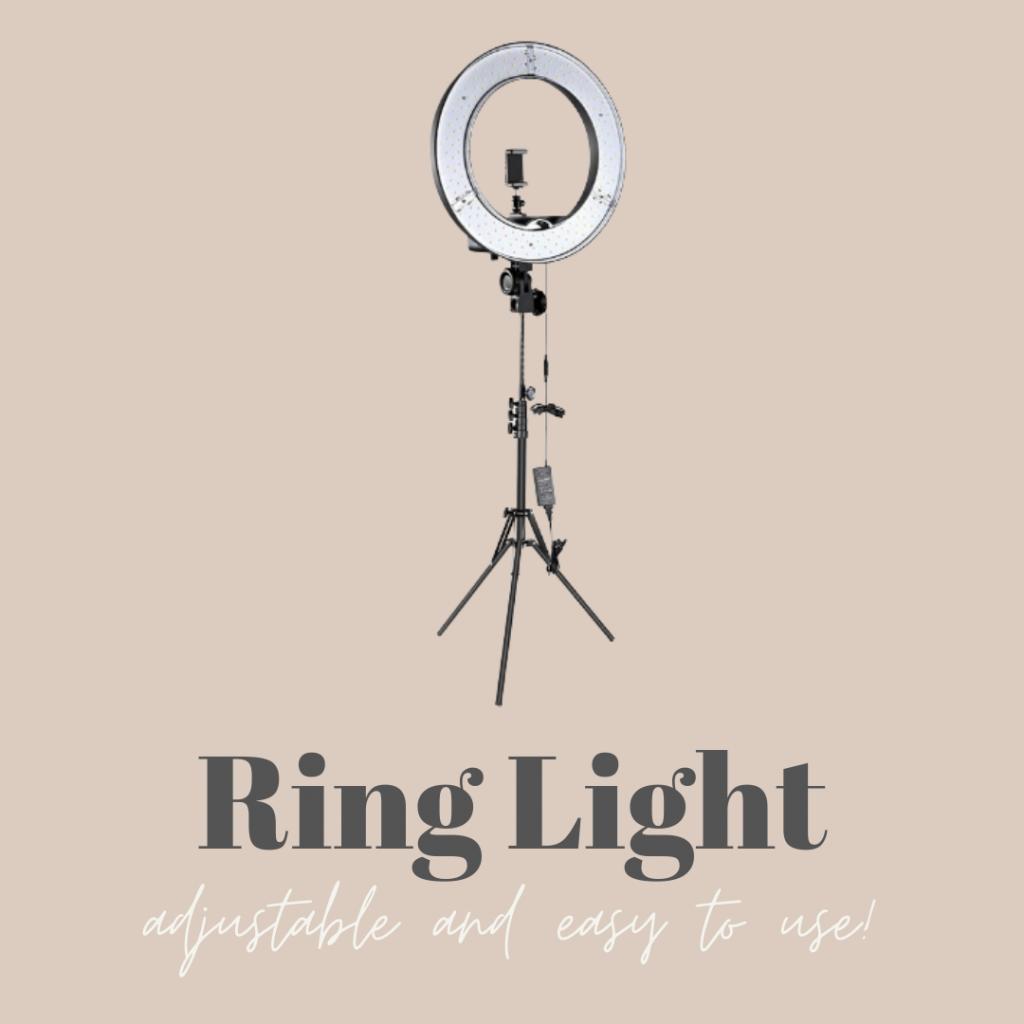 Ring Light photo