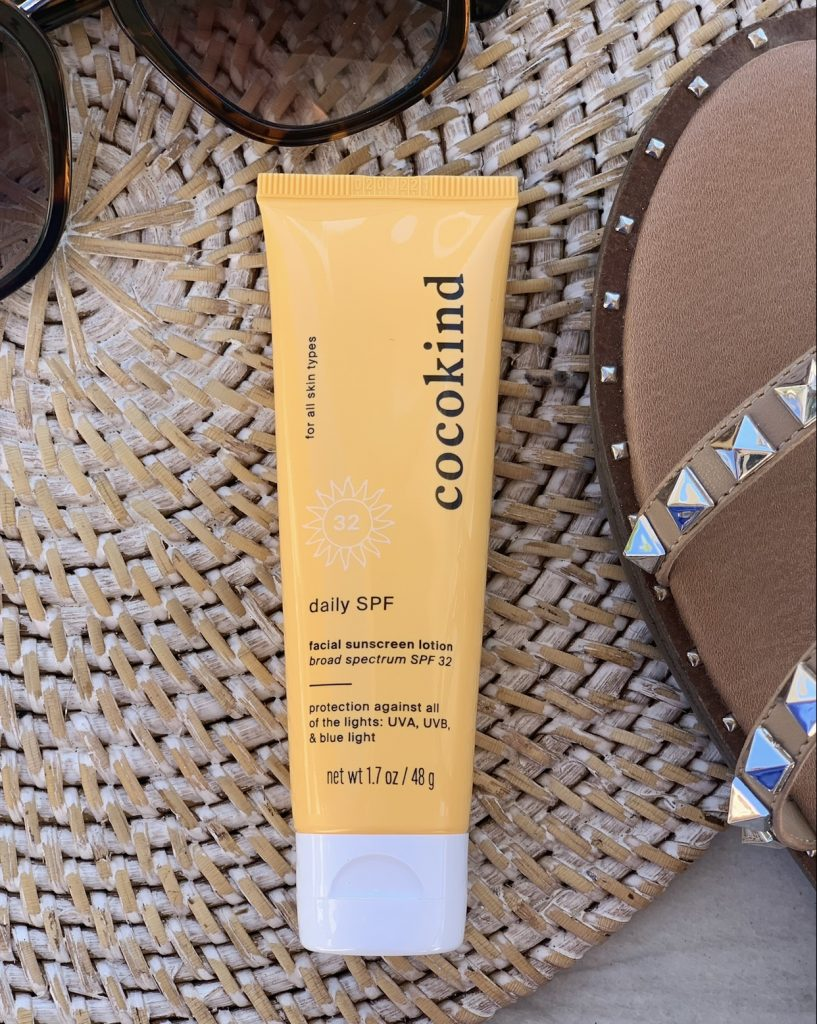 Cocokind Sunscreen