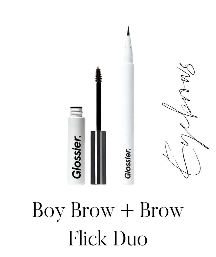 Glossier Boy Brow + Brow Flick Duo